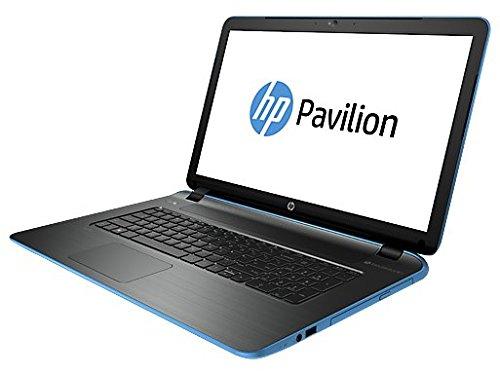 "HP Pavilion 17z AMD A4-6210 4GB RAM 500GB HDD Windows 8.1 17.3"" HD+ Laptop Computer (Blue)"