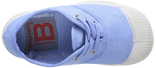 Bensimon Tennis, Zapatatillas de Canvas Niños Azul (Bleu Oxford 543)