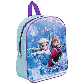 2e23af1e02c Disney Frozen 3D Junior Backpack: Amazon.co.uk: Luggage