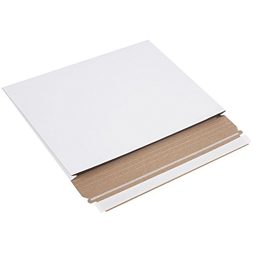 Top Pack Supply Gusseted Flat Mailers, 12 1/2