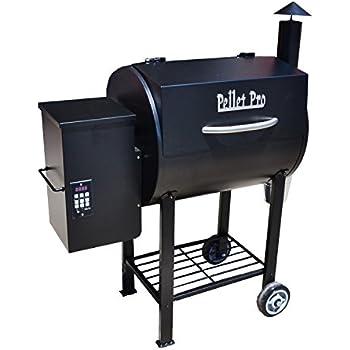 Amazon Com Pellet Pro 440 Bbq Wood Pellet Grill With Pid