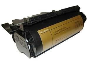 V7 TLK1T620 Replacement Toner Cartridge for Lexmark 12A6865 (Black)
