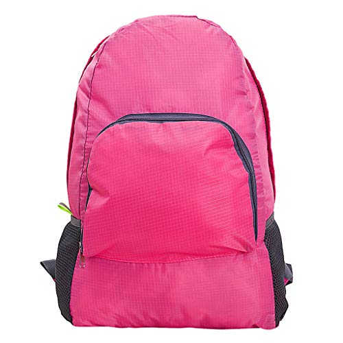 BXzhiri Outdoor Sports Backpack Unisex Leisure Backpack Large Capacity Waterproof Backpack Foldable Travel Backpacks