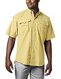 aee5a083823 Men s PFG Bahama II Short Sleeve Shirt