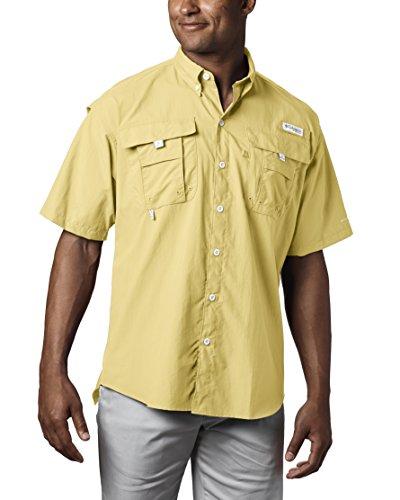 Columbia Men's Bahama II Short Sleeve Shirt, Medium, ()