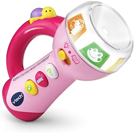 VTech Spin Learn Color Flashlight product image