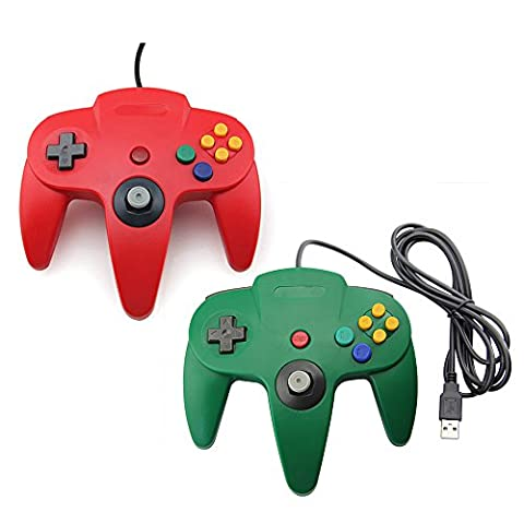 USB Controller (2 Pack) (Gamers Chairs For Pc)