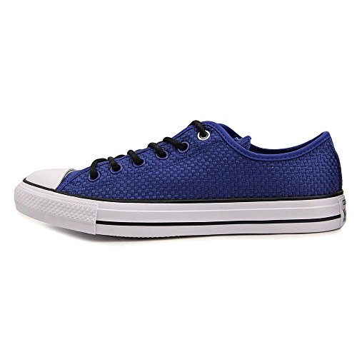 Hi Star Zapatillas unisex Converse White All Blue Black xwAq5E