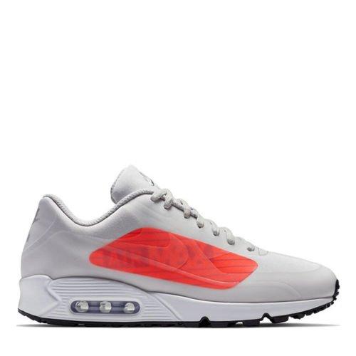 Nike Men's Air Max 90 NS GPX Running Shoe 13 Grey (Nike Air Max 90 Mens Size 13)