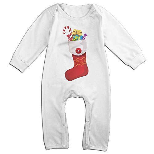 Retro Newborn Babys 6-24 Months Baby Climbing Clothing Baby Long Sleeve Garment For Baby Boys Girls ()