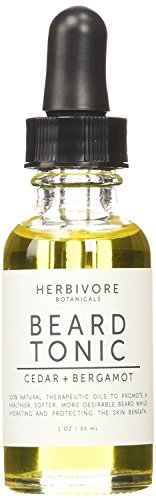 Price comparison product image Herbivore Botanicals - All Natural Beard Tonic (Cedar + Bergamot)