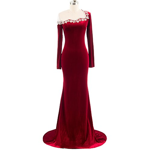 jewel evening dress - 6