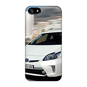 Iphone High Quality Tpu Case/ Toyota Prius Plug In Hybrid 2013 Case Cover For Iphone 5/5s