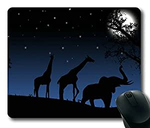 Animals Return Home Rectangle mouse pad Your Perfect Choice