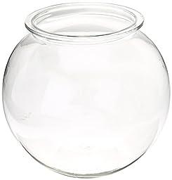 Tom Tominaga Oscar ATOBL15RPET Plastic Bowl Round, 1.5 Gallon