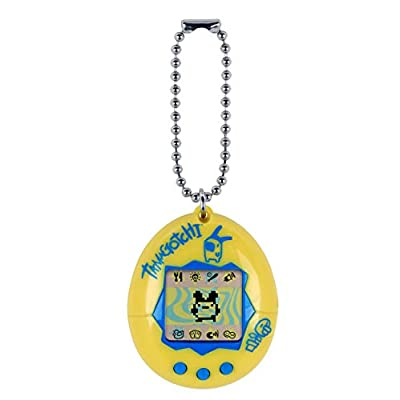 Tamagotchi 42812 Original-Yellow and Blue: Toys & Games