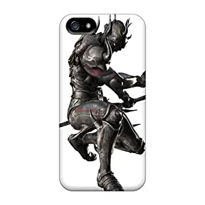 Hot Tpu Cover Case For Iphone/ 5/5s Case Cover Skin - Cecil Harvey Final Fantasy Iv