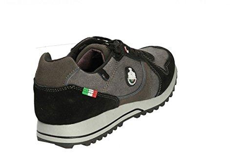 Sneaker Uomo di mare Nero Basse Scarpe Armata aCfS7qwx