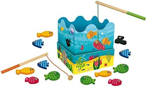 Goula - Juego de la pesca (53412): Amazon.es: Juguetes y juegos