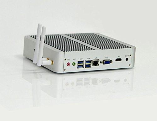 トミカチョウ Kaby Reader Lake i7 7200U Industrial Rich PC,Fanless Aluminum PC,Mini Box PC with 4G RAM 60G SSD Rich IO: DP HDMI USB3.0 LAN SD Card Reader Aluminum Case 4K 60HZ Display B06VXGRQ71 i5 16G RAM 512 SSD i5 16G RAM 512 SSD, スポーツショップGooGoo:28d440c7 --- arbimovel.dominiotemporario.com