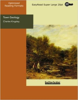 Town Geology (EasyRead Super Large 20pt Edition)