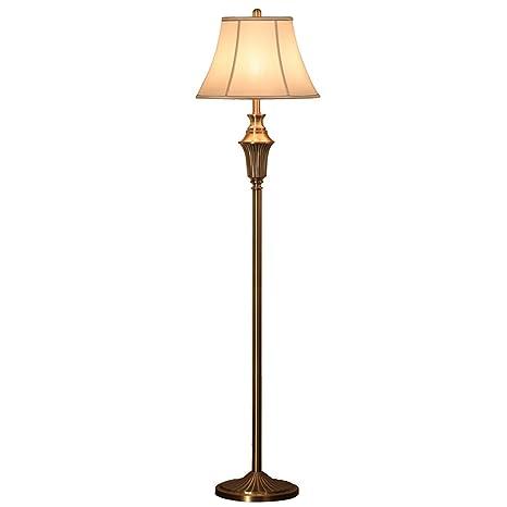 Floor lamp Iluminación Interior Lámpara de pie Plateada de ...