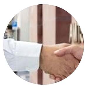 alfombrilla de ratón Acuerdo para la comparación - ronda - 20cm