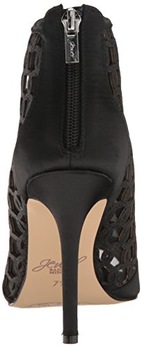 Badgley Mischka Women's Holt Ankle Bootie Black ePhtLUsvYX
