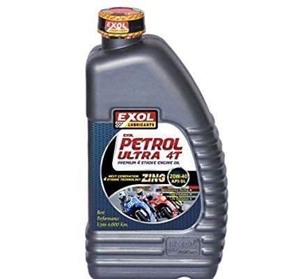 Petrol Ultra 4T ZING - 20W-40 (1000ml)
