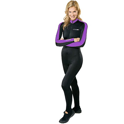 Henderson Unisex Lycra Hot Skins Jumpsuit XXL Lavender