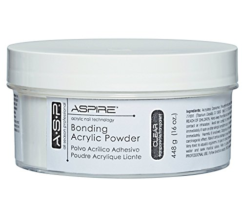 ASP Clear Bonding Acrylic Powder by ASP