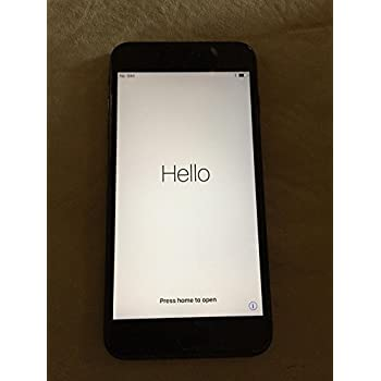 Apple iPhone 7 Plus 128 GB Unlocked, Jet Black