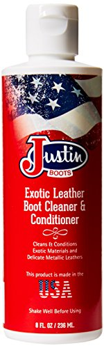 Justin Boots Men's Exotic Boots Restoration 8oz Mule, Multi, Medium/One Size M - Justin Online