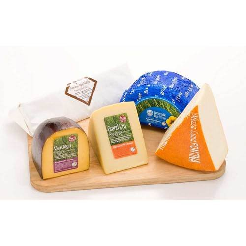 Roth Kase Cheese Board Kit Classic Selection, 2.5 Pound -- 5 per case. by Roth Kase