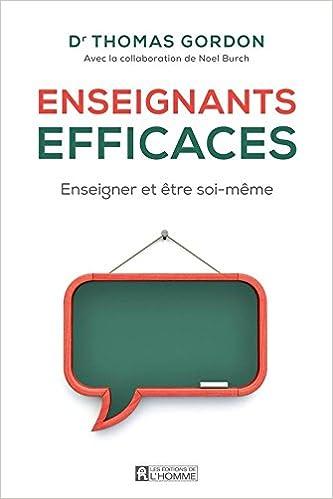 Livre Enseignants efficaces pdf ebook