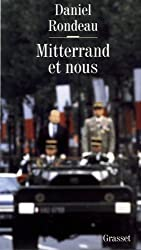 Mitterrand et nous