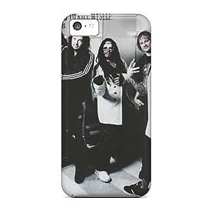 CharlesPoirier Iphone 5c Scratch Protection Mobile Covers Customized Stylish Korn Skin [bGt17709MKVI]