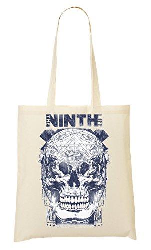 Sac tout The Shape Ninth Sac Life Simple Tattoo provisions Skull Fourre à 4xzHZ14