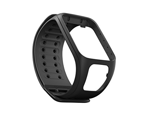 TomTom Fitness Tracker Accessory for Spark Watches - Black