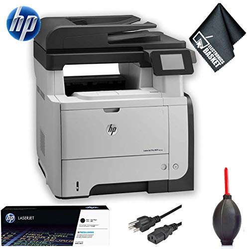 HP Laserjet Pro M521dn All-in-One Printer Base Accessory Bundle - Includes - Cleaning Kit