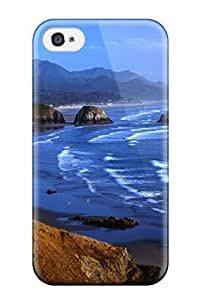 Durable Protector Case Cover With Panoramic Hot Design For Iphone 4/4s