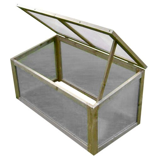 Spear & Jackson 1000 x 660 x 400mm Cold Frame 1