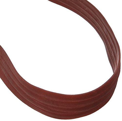 Giant Red Pallet Rubber Bands (Pkg 2) (Pallet Rubber Bands)