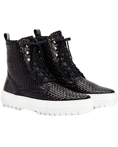 - Aquatalia Tess Waterproof Leather Sneaker, 7.5