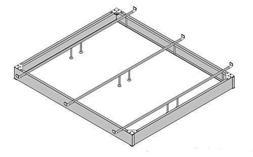Contract Steel Bed Base (6