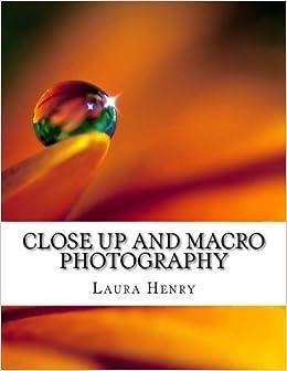 Close Up and Macro Photography
