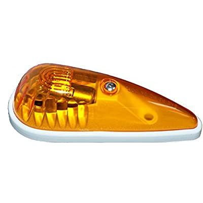 Kaper II L04-0057A Amber Marker/Clearance Light: Automotive