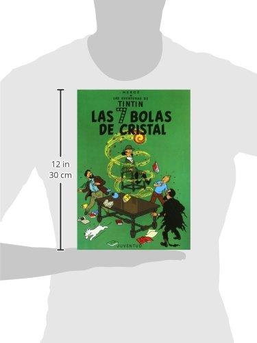 Las aventuras de Tintin 13: Las 7 Bolas De Cristal / the ...