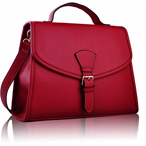 Xardi London, Borsa a spalla donna large Red