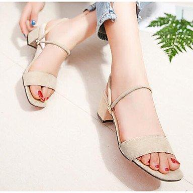 039 femmes sandales dété sassemblent confort confort décontracté Rouge Rose Beige Noir 2en2 4en 3 US5.5 / EU36 / UK3.5 / CN35